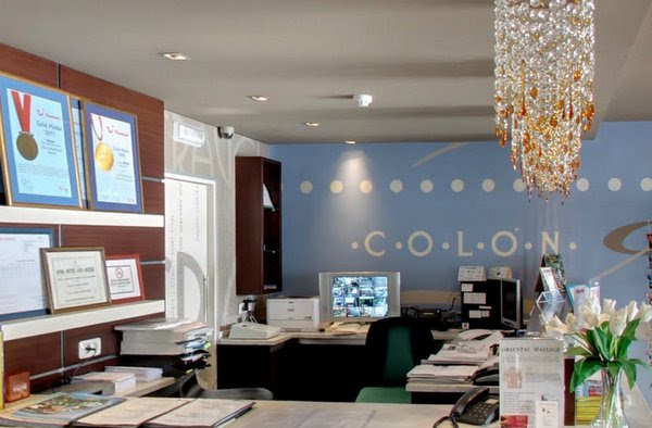 Apartamentos Colón 2 Recepcion
